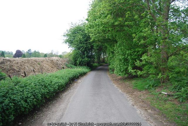 Park Road, Addington