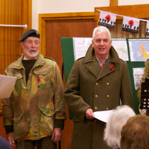 Addington Armistice Event 2018