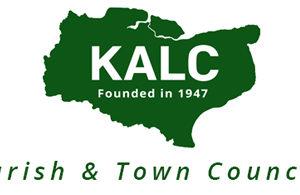 KALC logo - Serving Parish & Town Councils in Kent