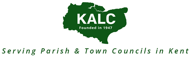 KALC logo - Serving Parish & Town Councils in Kent