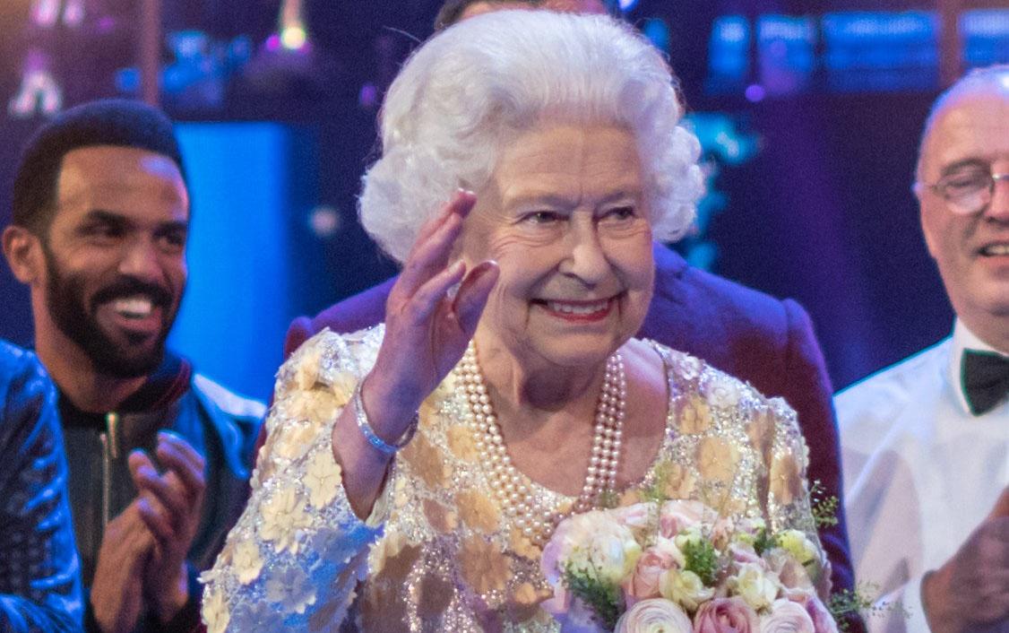 Queen Elizabeth 2nd